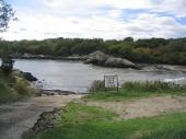 Fort Wetherill Boat Launch