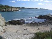 Fort Wetherill left cove
